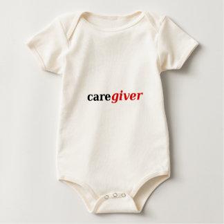 Body Para Bebé ¡Los cuidadores son el mejor!