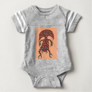 Body Para Bebé Los Cyclops hambrientos