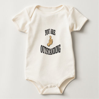 Body Para Bebé los pulgares excepcionales suben