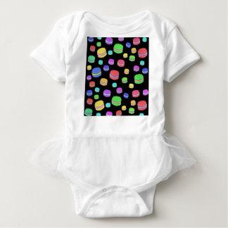 Body Para Bebé Macarrones