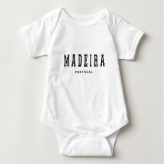 Body Para Bebé Madeira Portugal