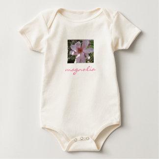 Body Para Bebé magnolia