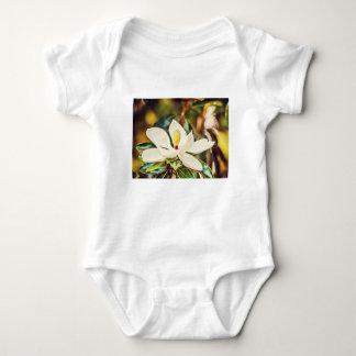 Body Para Bebé Magnolia en la floración