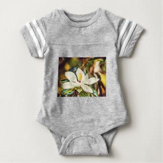 Body Para Bebé Magnolia magnífica de Mississippi