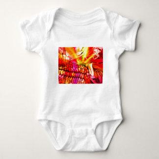 Body Para Bebé maíz rayado caliente