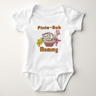 Body Para Bebé Mamá del gato de Duendecillo-Bob