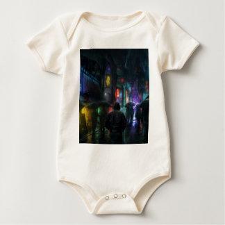 Body Para Bebé Mañanas para la gente de la noche