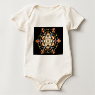 Body Para Bebé Mandala de la iluminación