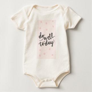Body Para Bebé Mane hoy