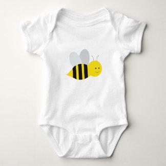 Body Para Bebé Manosee la abeja