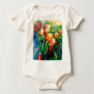 Body Para Bebé Manzanas maduras