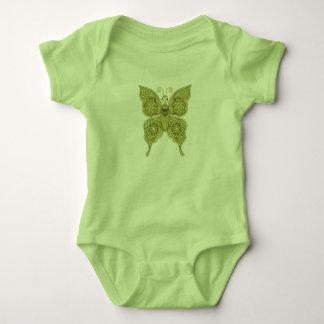 Body Para Bebé Mariposa 4