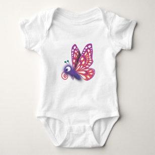 Ropa Dibujo Animado Los Insectos La Mariposa Las Mariposas y zapatos ... 6ee8fcf01dd
