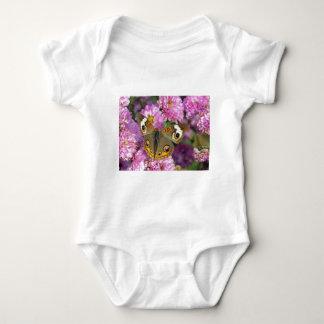 Body Para Bebé Mariposa común del castaño de Indias