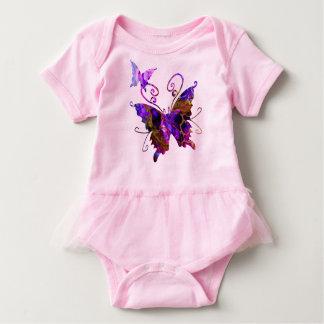 Body Para Bebé Mariposas de la fantasía