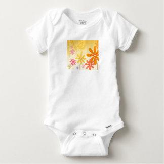 Body Para Bebé Mariposas de la flor del duendecillo
