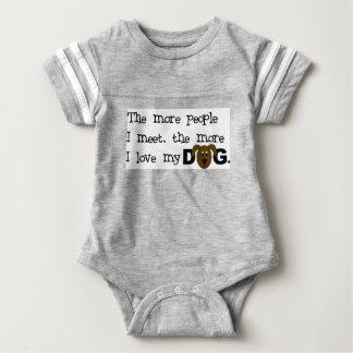 Body Para Bebé Más la gente resuelvo más que tengo gusto de mi