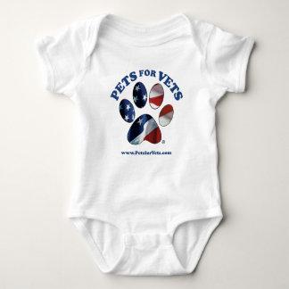 Body Para Bebé Mascotas para los veterinarios
