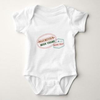 Body Para Bebé Mauricio allí hecho eso