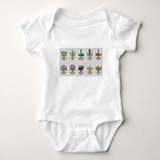 Body Para Bebé Mayor Manchester