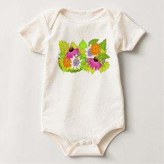 Body Para Bebé Medicinas florales