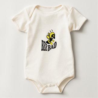 Body Para Bebé medio del malo de la abeja