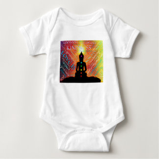 Body Para Bebé Meditación