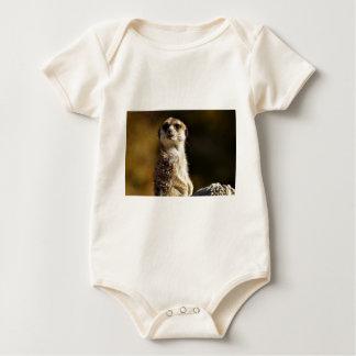 Body Para Bebé Meerkat