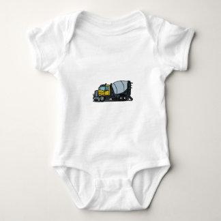 Body Para Bebé Mezclador concreto del camión del cemento