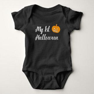 Body Para Bebé Mi 1r Halloween