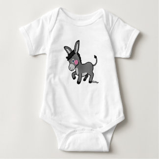 Body Para Bebé Mi burro