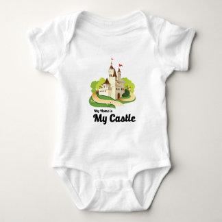 Body Para Bebé mi hogar mi castillo