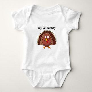 Body Para Bebé Mi Lil Turquía