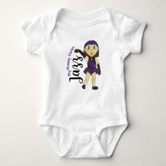 Body Para Bebé Mi mamá enseña al regalo del estudio del profesor
