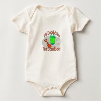 Body Para Bebé ¡Mi papá en la salvadera!