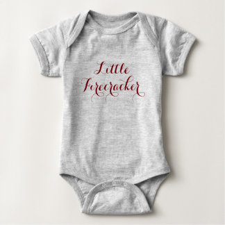 Body Para Bebé Mi pequeño petardo