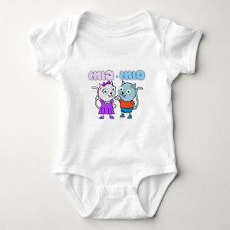 Body Para Bebé Mia y artículos comestibles Mio