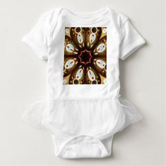 Body Para Bebé modelo colorido del punto