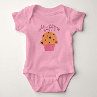 Body Para Bebé Mollete lindo del arándano del mollete