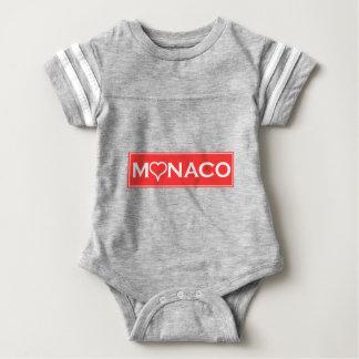 Body Para Bebé Mónaco