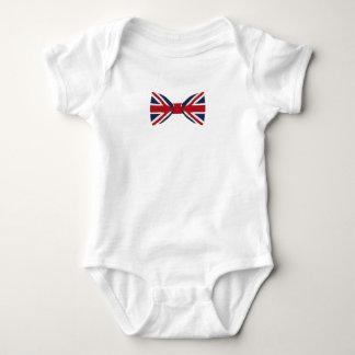 Body Para Bebé Mono del bebé - arco de Union Jack