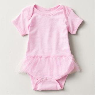 Body Para Bebé Mono del tutú del bebé