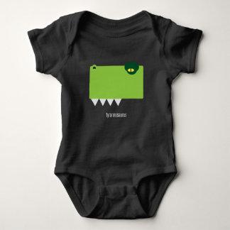 Body Para Bebé Mono del Tyrannosaurus