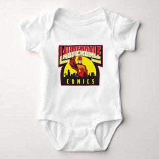 Body Para Bebé Mono oficial del logotipo del LC
