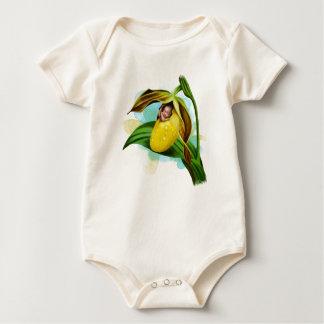 Body Para Bebé Mono orgánico de American Apparel del bebé