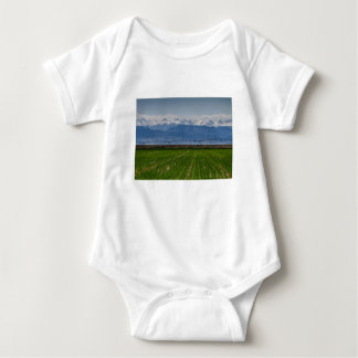 Body Para Bebé Montaña rocosa que cultiva la visión