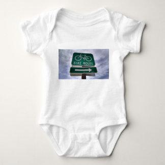 Body Para Bebé Motorista del bebé