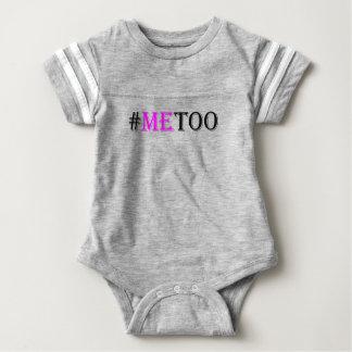 Body Para Bebé Movimiento del #METOO para las derechas para mujer