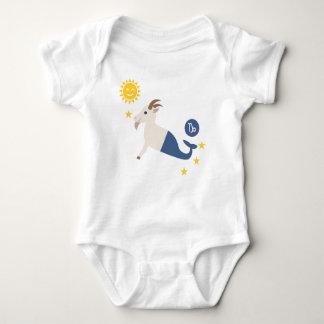 Body Para Bebé Muestra de la estrella del zodiaco del mono del