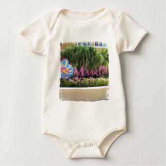 Body Para Bebé Muestra del St. Maarten
